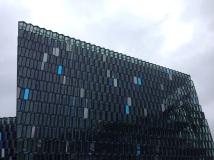 Harpa, Reykavik's glorious new concert hall