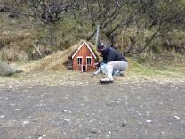 House of the Huldufólk (elves)