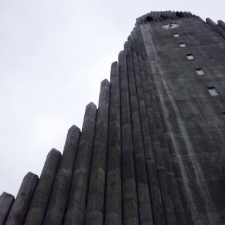 Hallgrímskirkja, Reykjavik's most famous building