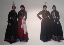 How the fashionable ladies of Iceland used to dress
