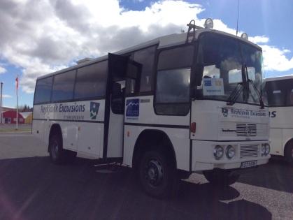 Getting to Thórsmörk requires rugged transportation