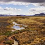 En route to Þórsmörk (Thorsmork)