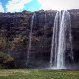 Seljalandsfoss waterfall, en route to Thorsmork