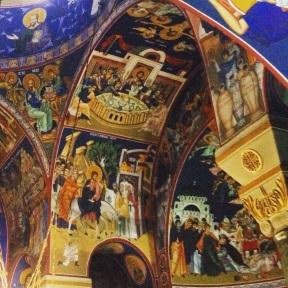 More Orthodox church art