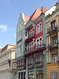 Piața Unirii buildings