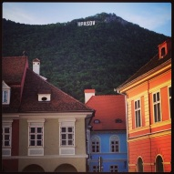 Transylvanian Saxons (Germans) and Hungarians developed much of Brașov's historic core