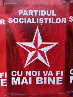 Moldova Election Poster