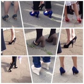 Moldova High Heels