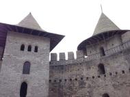 Cetatea Soroca Interior